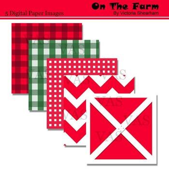 Farm Clip Art clipart