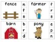 Farm Clip & Learn Beginning Sounds