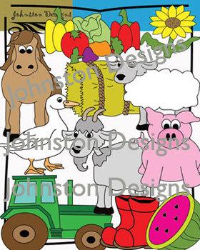 Farm Clipart