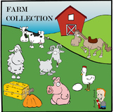 Farm Clipart Collection