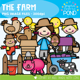 Farm Clipart Set 1 - Graphics From the Pond