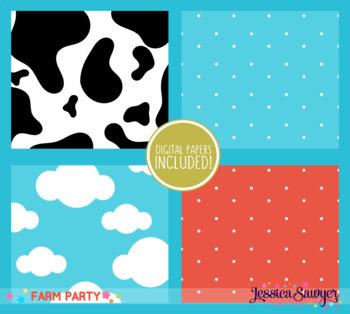 Farm Clipart and Vectors