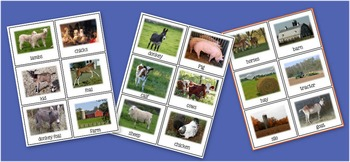 Farm Close Reading, Farm Non Fiction Passages, Writing, Interactive Notebook