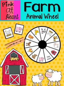 Farm: Animal Wheel