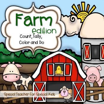 Farm *Color, Count,Tally & Do