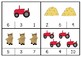 Farm Count and Clip Cards 1-20