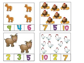 Farm Counting