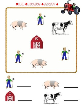 Farm Counting Activity