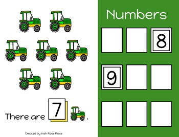Farm Counting Books (Adapted Books)