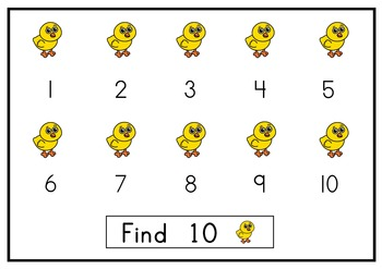 Farm Counting Kit to 20