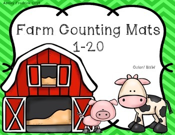 Farm Counting Mats