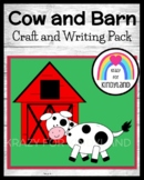 Cow Craft and Barn Writing (Farm Animal Research, Spring, Autumn)
