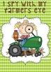 Farm Detective - I spy letters