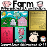 Farm Differentiated Reading Centers