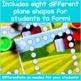 Do A Dot Shape Mats - Fun On the Farm!