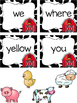 Farm Dolch Pre-Primer Sight Word Game