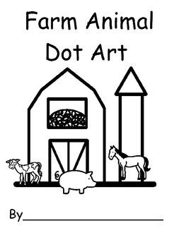 Farm Dot Art