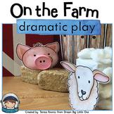 Farm Dramatic Play Center / Pretend Play Farm Chores