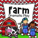 Farm Dramatic Play