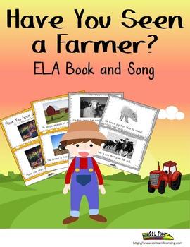 Farm ELA Book and Song