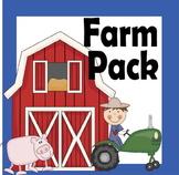 Farm Early Learning Pack for Preschool