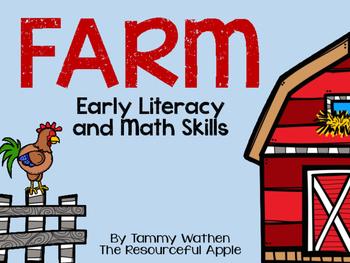 Farm: Early Literacy and Math Skills