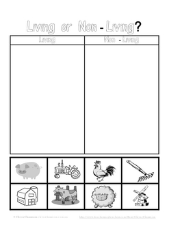 Farm Ebook - Worksheets - Down on the Farm Thematic Unit - 50 pages