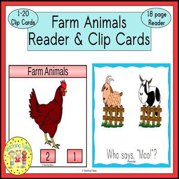 Farm Emergent Reader