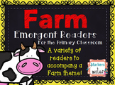 Farm Emergent Readers
