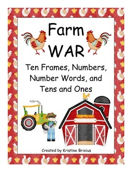 Farm: Equals 10 Equation Sort and WAR