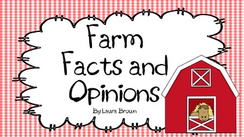 Farm Facts and Opinions