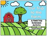 Farm Field Trip Activities