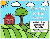 Farm Field Trip Activities