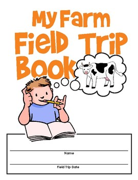 Farm Field Trip Book