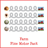 Farm Fine Motor Pack