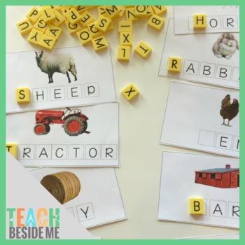 Farm First Sounds Spelling