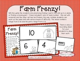 Farm Frenzy! - A Part-Part-Whole Game/Station(addition & subtraction)