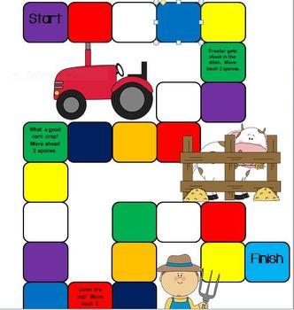 Farm Frenzy- Adding Multiples of 10