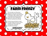 Farm Frenzy! An inferencing activity