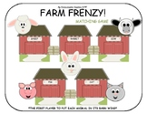 Farm Frenzy! Matching Game for Speech, Language & More!