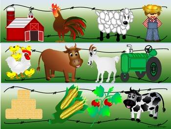 Farm Fresh Border