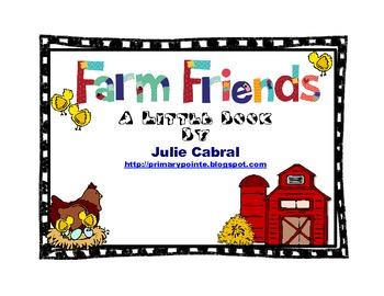 Farm Friends:  A Little Book
