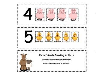 Farm Friends Activity Pack