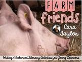Farm Friends ~ Animals and Farm Balanced Literacy, Informational Unit