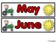Farm Friends Calendar Set Freebie