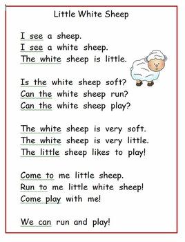 Kindergarten Reading: Farm Theme Activities