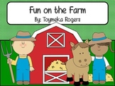 Farm Fun Activities