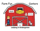 Farm Fun Centers for Science, Math and Literacy
