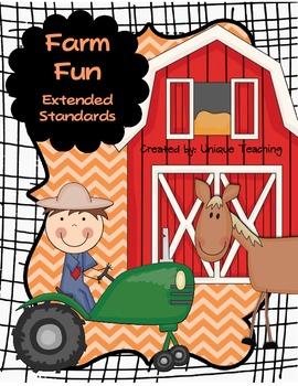 Farm Fun - Extended Standards