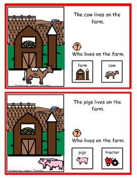 Farm Fun - Extended Standards